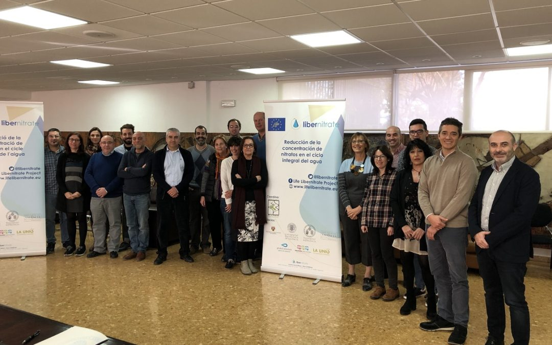 3er Encuentro y reunión de seguimiento. Valencia (Burjassot), España. 19-20 Diciembre 2018.