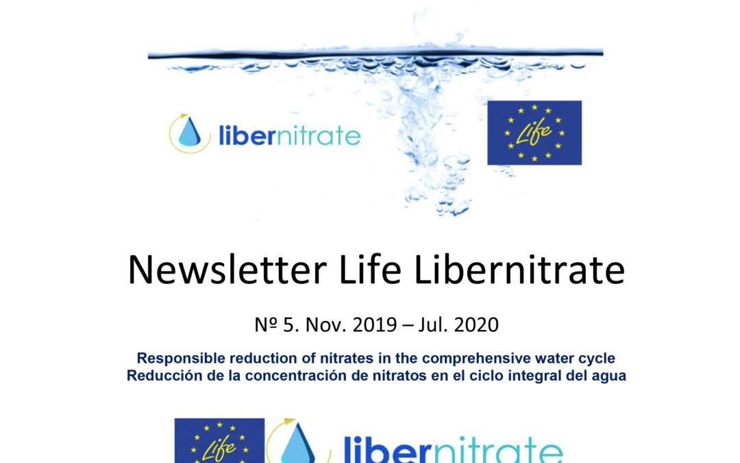 Newsletter Nº5 Life Libernitrate