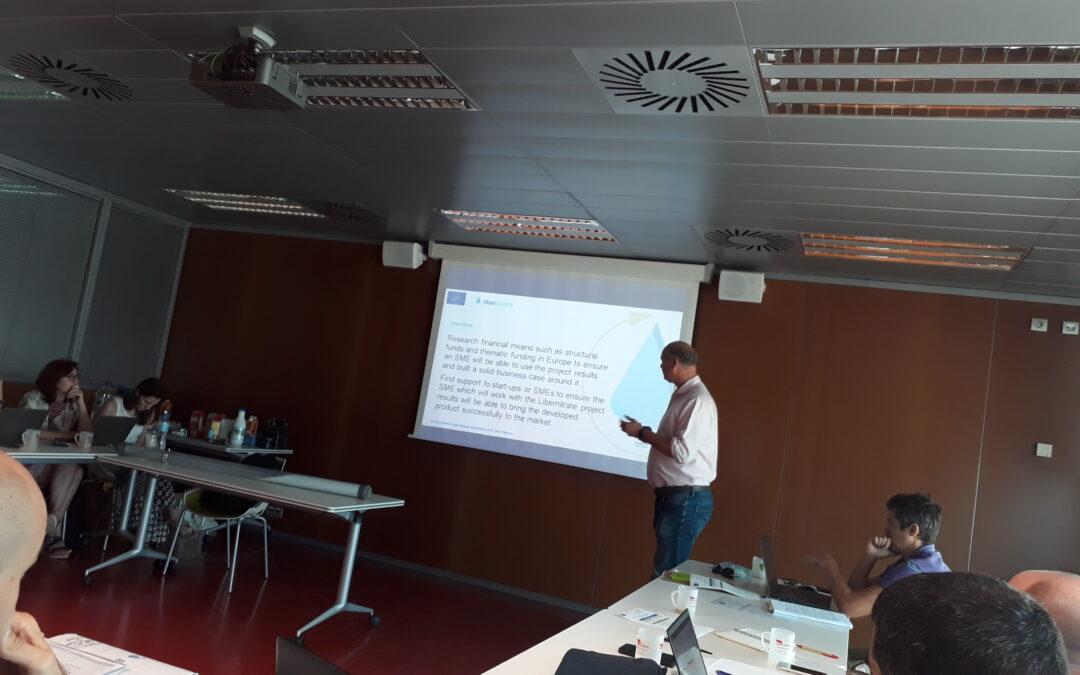 4º Encuentro y reunión de seguimientod del proyecto. UPV Valencia. 10 Julio 2019