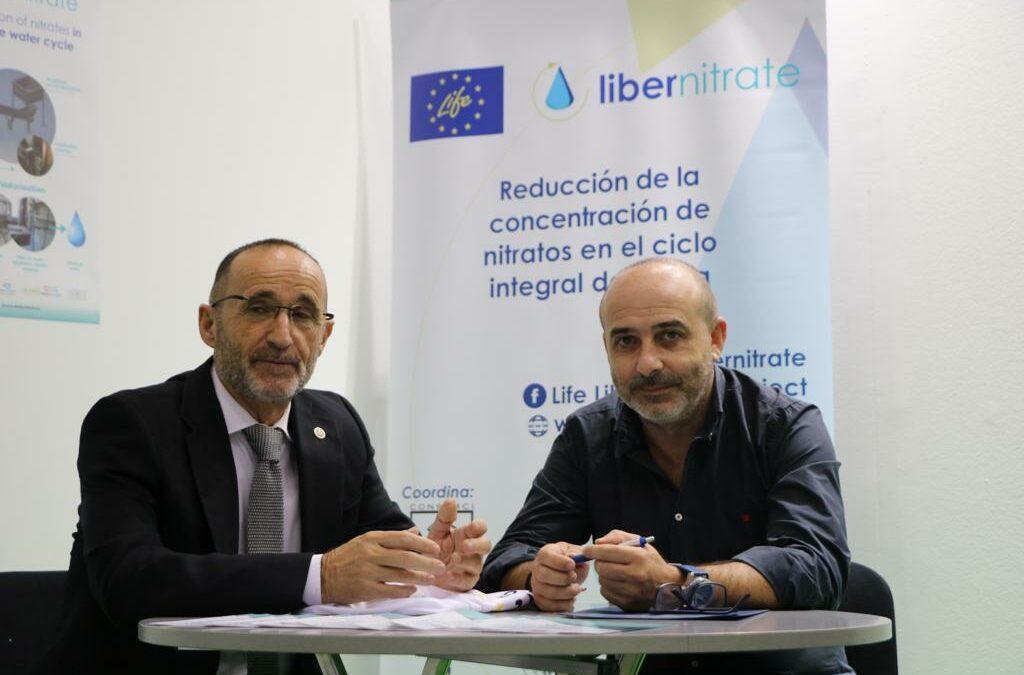 LIFE Libernitrate participa en la EcoFira de Valencia 2019