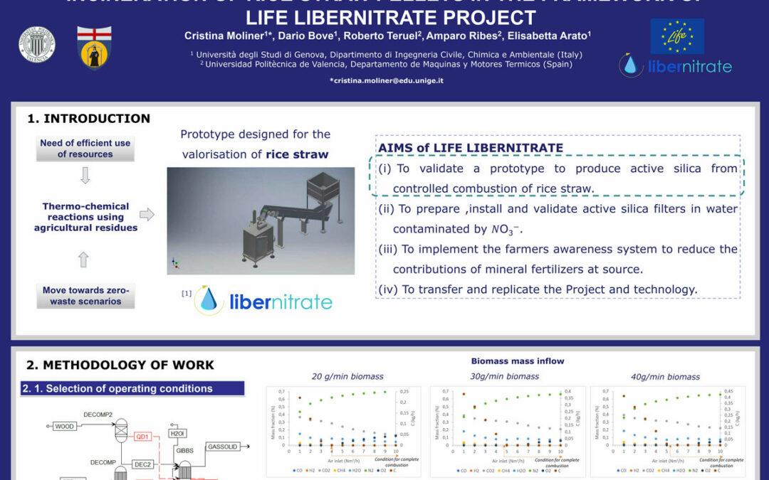 Avances Técnicos de LIFE Libernitrate