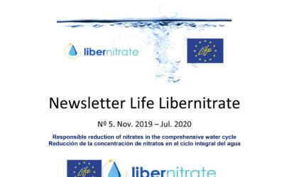 LIFE Libernitrate Newsletter Nº5