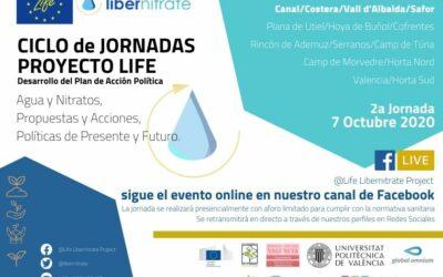 LIFE Libernitrate se prepara para celebrar su 2a Jornada de Desarrollo del Plan de Acción Política