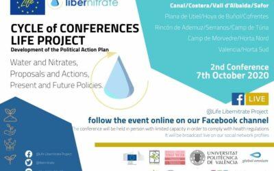 LIFE Libernitrate bereidt zich voor op de tweede dag van het beleidsactieplan voor ontwikkeling