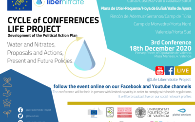 LIFE Libernitrate celebrates the 3rd Political Action Plan Development Day