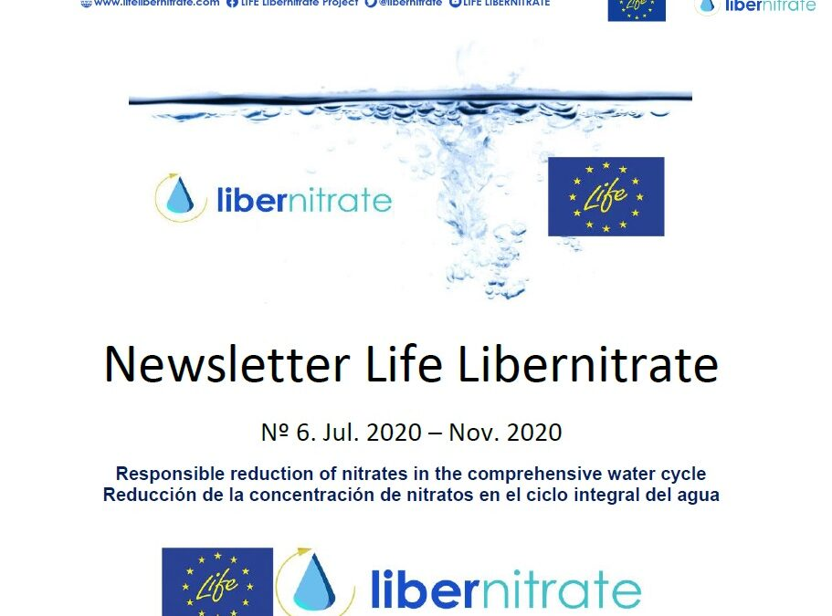 Newsletter Nº6 Life Libernitrate