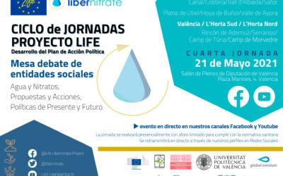 LIFE Libernitrate celebra la 4a Jornada del Desarrollo del Plan de Acción Política