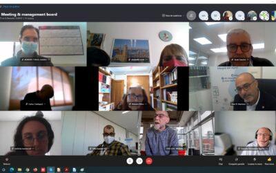 7º Encuentro y Reunión de Seguimiento del proyecto LifeLibernitrate